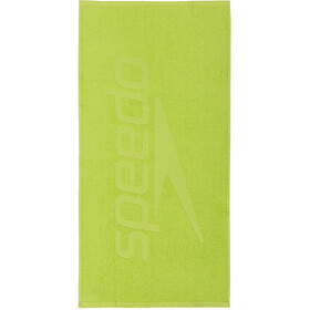 speedo Easy Handtuch 50x100cm apple green